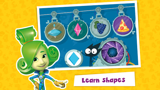 The Fixies Cool Math Learning Games for Kids Pre k 5.1 Screenshots 12
