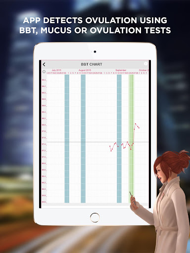 Ladytimer Ovulation & Period Calendar android2mod screenshots 11