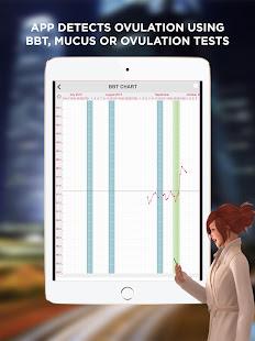 Ladytimer Ovulation & Period Calendar 5.0.6 Screenshots 11