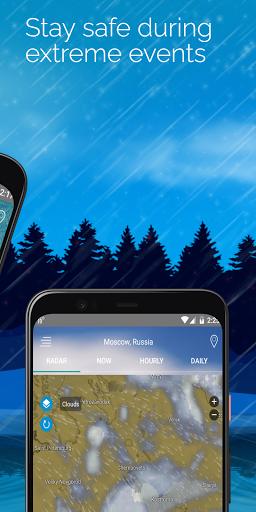 Weather Radar Pro—Weather Live Maps, Storm Tracker  screenshots 2