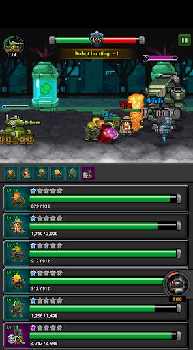 Grow Soldier - Idle Merge game 3.7.0 screenshots 13