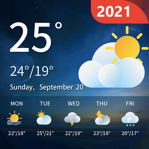 Pronóstico del tiempo: clima local preciso