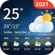 Weather Forecast & Accurate Local Weather & Alerts