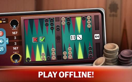 Backgammon - Offline Free Board Games 1.0.1 Screenshots 14