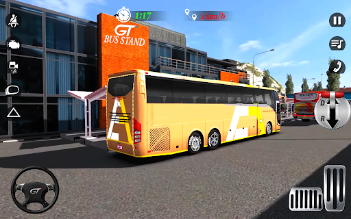 Real Bus Parking: Driving Games 2020 0.1 screenshots 7