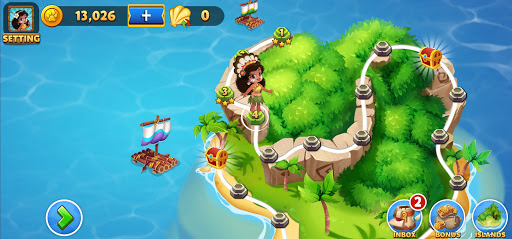 Solitaire TriPeaks: Solitaire Card Game 7 screenshots 18