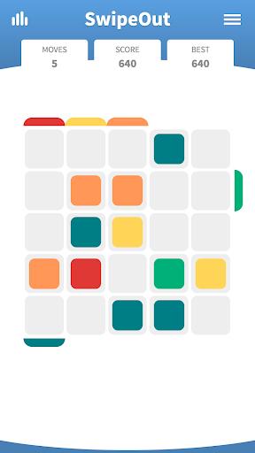 SwipeOut · The Addictive Swipe Game 1.53 screenshots 1