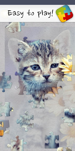Jigsaw Puzzle HD - play best free family games  screenshots 3