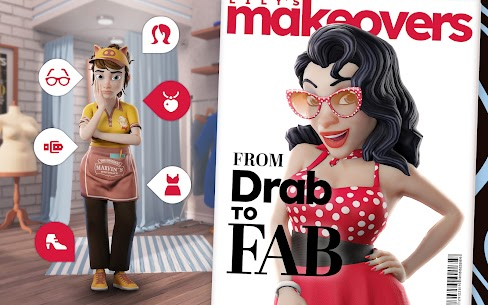 Mission: Makeover Mod Apk 0.2.3 (Free Shopping) 6