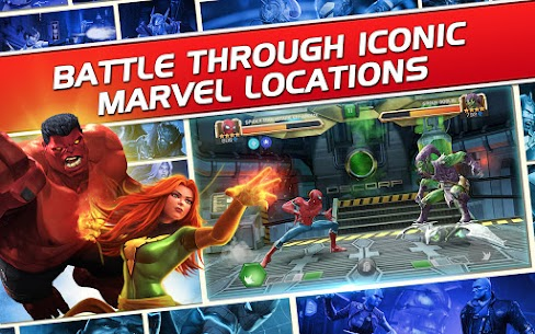 Marvel Contest of Champions MOD (unlimited Units) 4