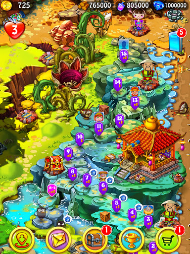 Magica Travel Agency - Match 3 Puzzle Game 1.3.0 screenshots 15