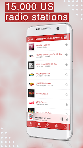 myTuner Radio and Podcasts 7.9.56 Screenshots 3