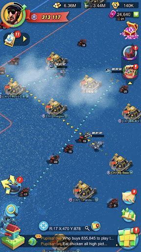 Sea Game: Mega Carrier apkpoly screenshots 12