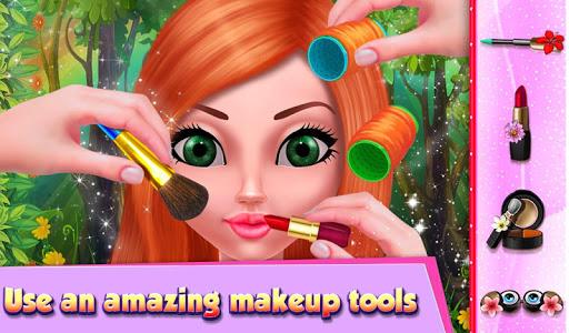 Flower Girl Makeup Salon - Girls Beauty Games 1.1.5 screenshots 4
