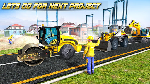 Road Construction Games 2021: Building Games 2021 modavailable screenshots 8