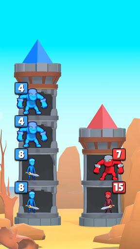 Hero Tower Wars - Castle War Games  screenshots 16