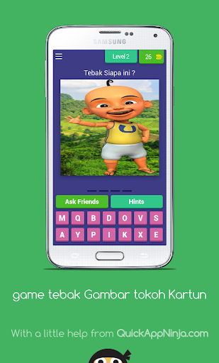 game tebak Gambar tokoh Kartun 8.22.4z screenshots 2