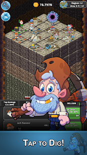 Tap Tap Dig - Idle Clicker Game apk