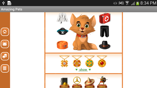Amazing Pets - My Dog or Cat 6.6.0 screenshots 6