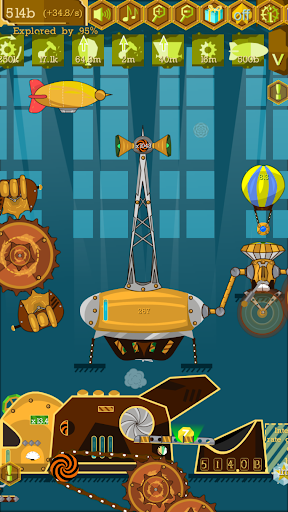 Steampunk Idle Spinner: Coin Factory Machines 1.9.3 screenshots 6