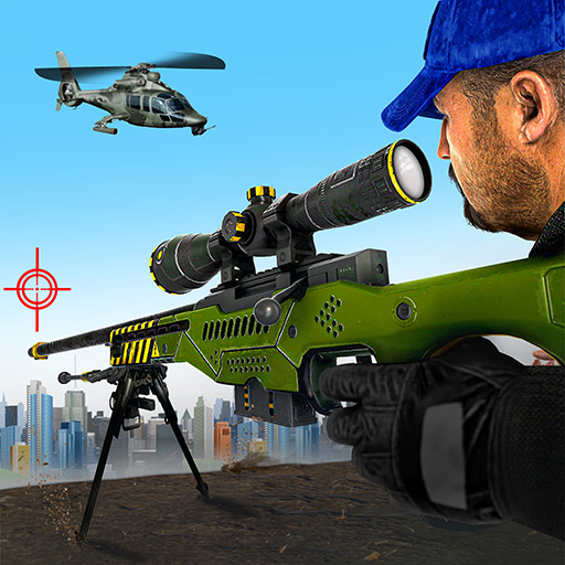Real FPS Sniper Shooter: Free Shooting Games