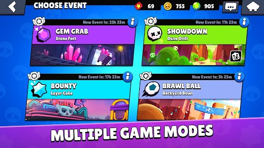Brawl Stars v34.151 MOD APK (Unlimited Money) 5