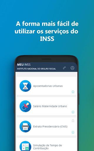 Meu INSS – Central de Serviços 4.13.12 screenshots 1