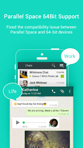 Parallel Space Lite 64 Support 1.0.3049 Screenshots 2