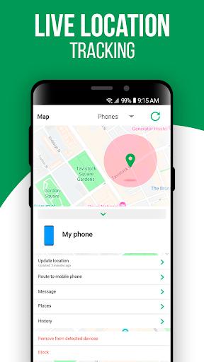 Find my Phone 1.0.2 Screenshots 2
