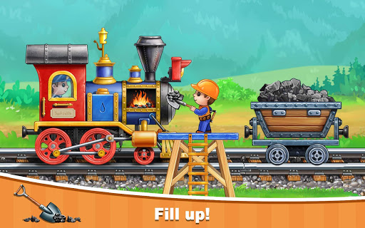 Building and Train Games for Kids Kindergarten apktram screenshots 12