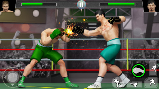 Kickboxing Fighting Games: Punch Boxing Champions screenshots 1