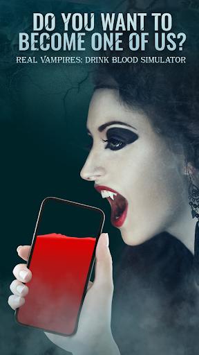 Real Vampires: Drink Blood Simulator  screenshots 5