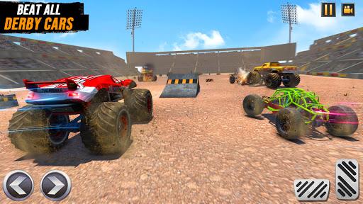 Real Monster Truck Demolition Derby Crash Stunts  Screenshots 3