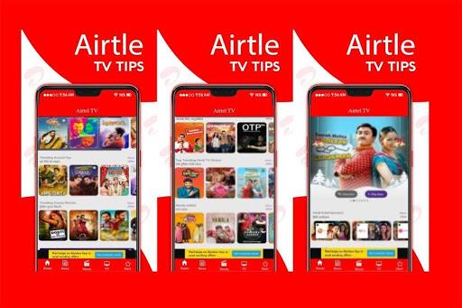 Foto do Free Airtel TV HD Channels Guide