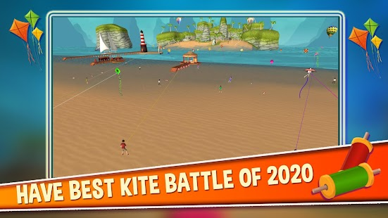 Kite Festival Simulator 2021 – Kite Battle Screenshot