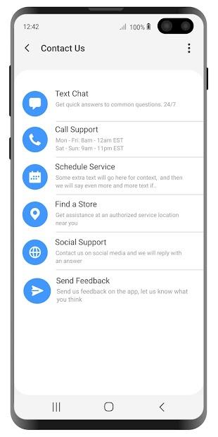 Samsung Members v1 screenshot 6