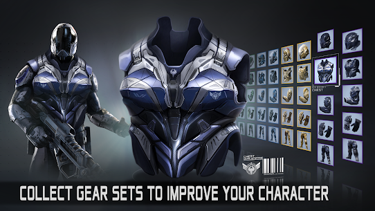 Dead Effect 2 Mod Apk Unlimited Health+Money+Gold+Ammo 2021 5