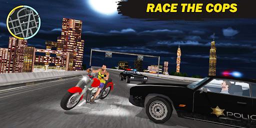 Mafia Gangster Vegas Bike Crime In miami 1.1 screenshots 7