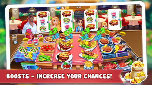 Cooking Life : Master Chef & Fever Cooking Game 8.1 screenshots 4