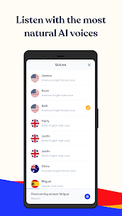 Speechify – #1 Text-To-Speech (Premium) MOD APK 5