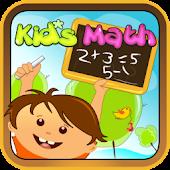 icono Matemáticas para niños