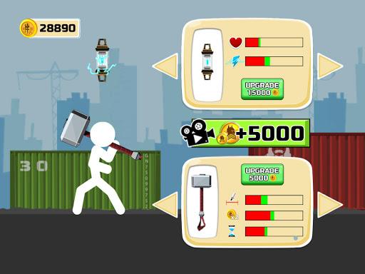 Stickman Fighter Epic Battle 2  screenshots 5