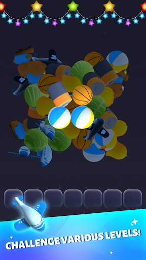 Match Fun 3D -  Triple Connect & Free Puzzle Game 1.7.2 screenshots 1