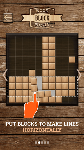 Block Puzzle Westerly apkslow screenshots 3