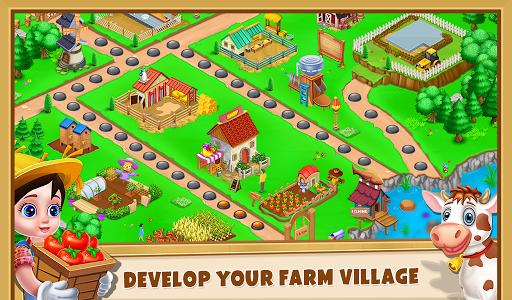 Farm House - Farming Games for Kids apkmr screenshots 6