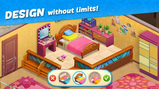 Hawaii Match-3 Mania Home Design & Matching Puzzle screenshots 16