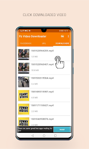 FastVid: Video Downloader for Facebook 4
