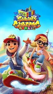 Download Subway Surfers (MOD, Unlimited Coins/Keys) free on android  LAST VERSION 1