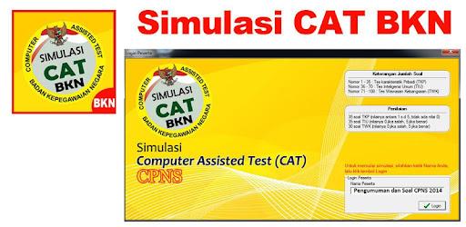 Simulasi Cat Cpns Kemenpan Bkn On Windows Pc Download Free 1 0 Com Qmobile Cpnskemenpanyuni