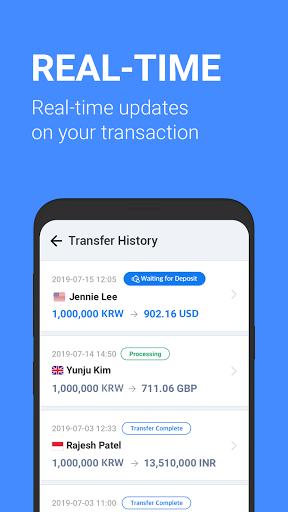 Sentbe Global Money Transfer apktram screenshots 8